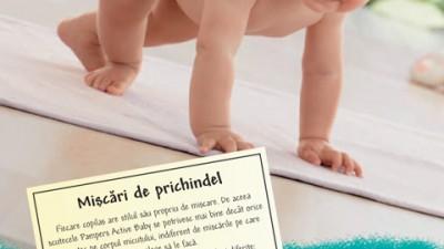 Pampers Active Baby - Dans