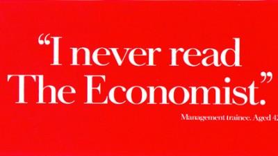 The Economist - Management Trainee