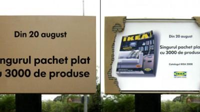 IKEA - Lansare catalog 2008