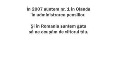 Interamerican Romania - Olanda