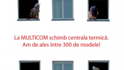 Multicom - propunere mesh promovare imagine, 2007