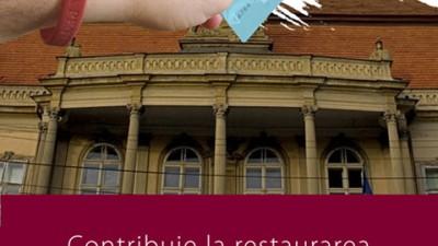 """Muzeul National de Arta Cluj-Napoca - """"Impreuna pentru Muzeu"""" - campanie de colectare de fonduri"""