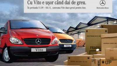 DaimlerChrysler Automotive Romania - Vito Caravan