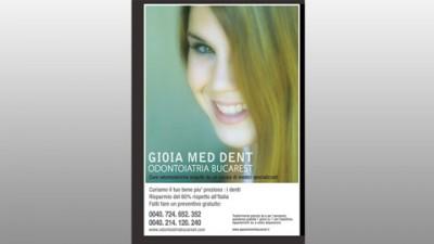Gioia Med Dent - Smile