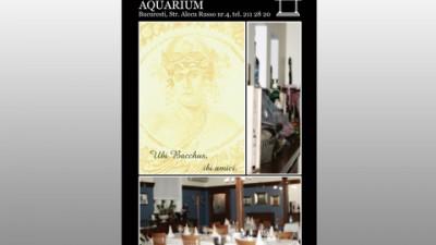 Restaurant Aquarium - Bacchus