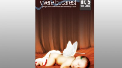 Revista Vivere Bucarest - Cover 5