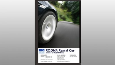 Rodna Rent a Car - On the road