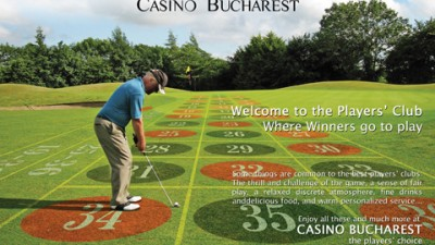 Casino Bucharest - Golf 1