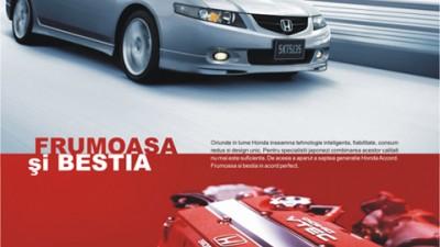 Honda - Frumoasa si Bestia