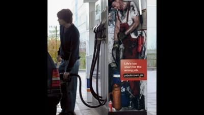 Jobsintown.de - Petrol Pump
