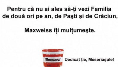 Maxweiss - Familia