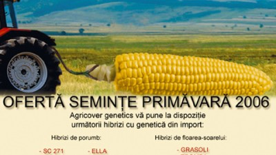 Agricover Genetics - Stiulete