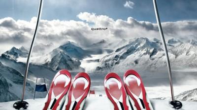 Audi Quattro - Ski