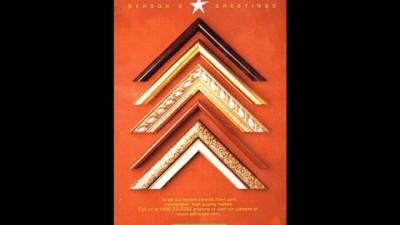 Graphik Dimensions - Christmas Frames
