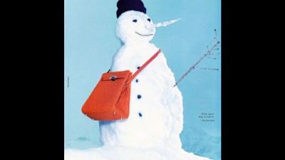 Hermes - Snowman