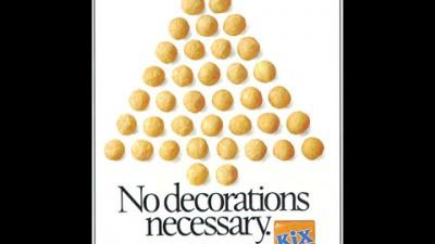 Kix - Christmas tree