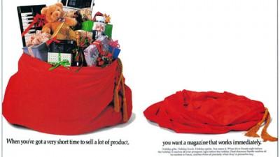 Parade - Santa's Bag