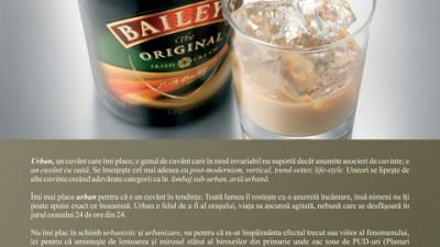 Baileys - Gusta o bautura in tendinte