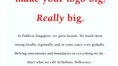 Publicis International - Big Logo