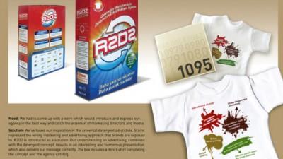 R2D2 Advertising Agency - Detergent