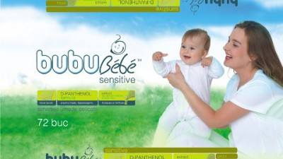 Asil Cosmetics - Bubu Bebe Sensitive