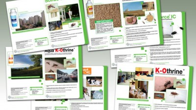 Bayer - Product brochures