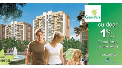 Green Park - 1% Avans