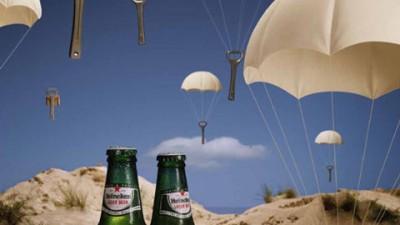 Heineken - Parachutes