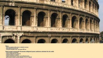 Banca Italo Romena - Vise indraznete