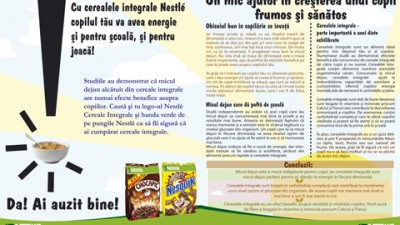 Nestle - Cereale integrale