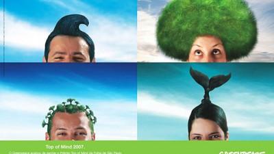 Greenpeace - Top of mind