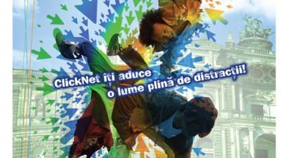 ClickNet - Poster licee