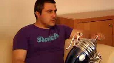 Cupa Agentiilor la Fotbal - 2008 - Fane Fotbalistul