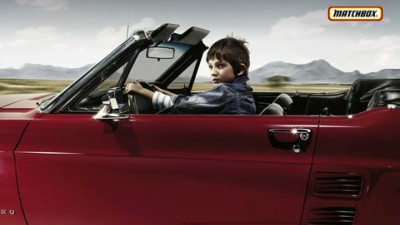 Mattel Matchbox - Young Drivers (Fleetwood)