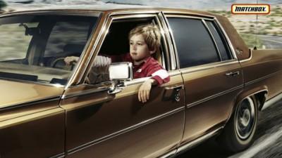 Mattel Matchbox - Young Drivers (Mustang)