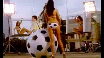 Sprite - cu fotbal