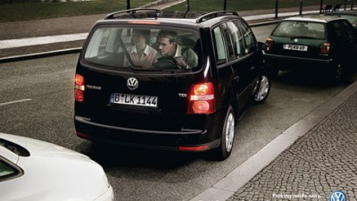 Volkswagen Park Distance Control - Touran