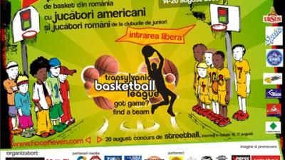 Transylvania Basketball League - Got game? Find a team (1)