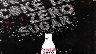 Coke Zero - Bees