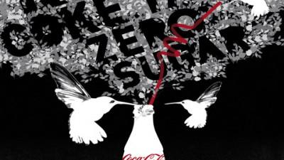 Coke Zero - Bird