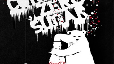 Coke Zero - Polar Bear