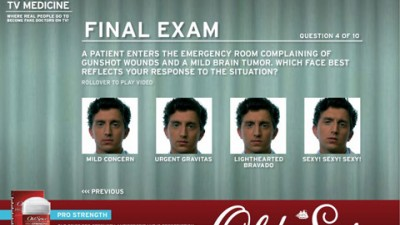 Old Spice - Final Exam 4 to 10