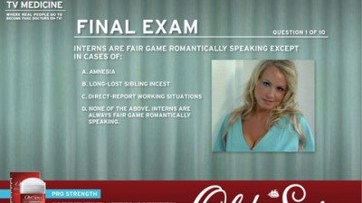 Old Spice - Final Exam