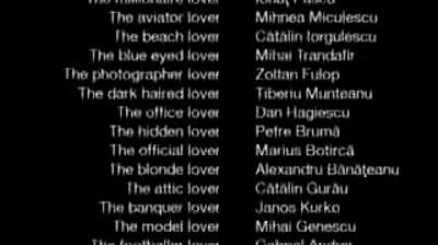Geta Voinea - Long List