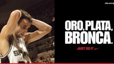 Nike - Bronca Argentina