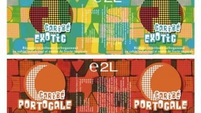 Rewe Romania - Packaging Caribe
