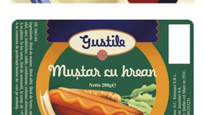 Rewe Romania - Packaging Gustile
