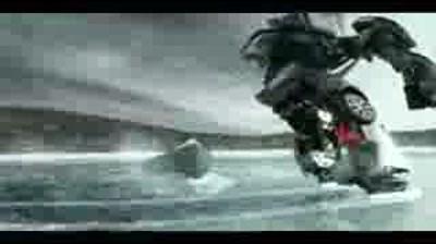 Citroen C4 - Ice skater
