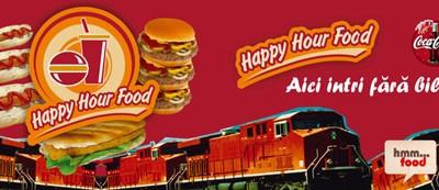 Happy Hour Food - Fara bilet