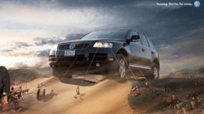 Volkswagen Touareg - Guliver